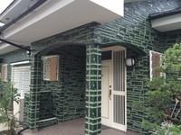 5月13日完成です。宇美町明神坂・S様邸 外壁塗装工事
