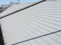 5月26日完成です。太宰府市青山・K様邸 屋根塗装工事
