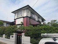 5/23完成です。太宰府市青葉台・N様邸 外壁塗装・屋根塗装工事