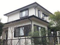 12/22 完成です。福岡市東区高美台 N様邸 外壁屋根塗装工事