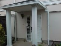 7月8日完成です。飯塚市大分・K様邸 外壁塗装・屋根塗装工事