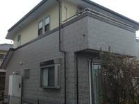 3月8日完成です。筑紫野市湯町・I様邸 外壁塗装・屋根塗装工事