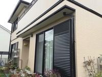 6月23日完成です。太宰府市朱雀・I様邸 外壁塗装・屋根塗装工事