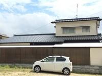 7月10日完成です。太宰府市吉松・I様邸 外壁塗装・屋根塗装工事