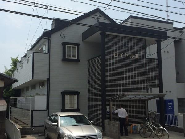 7月27日完成です。東区和白・ロイヤルⅡ様 外壁塗装・屋根塗装工事