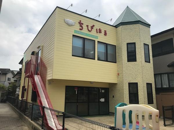 5/7完成です。筑紫野市原田・ちびはる保育園様 外壁塗装・屋根塗装工事