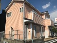 4/24完成です。太宰府市五条・M様邸 外壁塗装工事