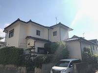 4/17完成です。太宰府市梅香苑・K様邸 外壁塗装・屋根塗装工事