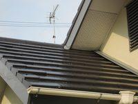 11/30完成です。太宰府市水城・H様邸 屋根塗装工事