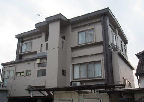 12/5完成です。志免町志免・Y様邸 外壁塗装・屋上防水工事