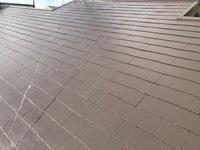 12/14完成です。宇美町神武原・H様邸 外壁塗装・屋根塗装工事