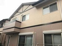 12/6完成です。西区室見が丘・T様邸 外壁塗装・屋根塗装工事
