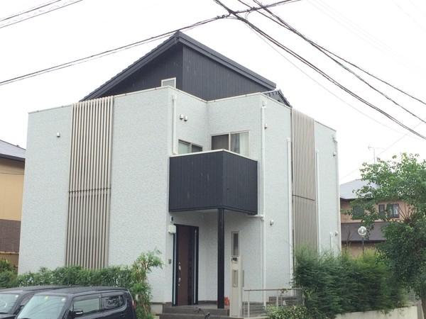 9月12日完成です。筑紫野市岡田・T様邸 外壁塗装・防水塗装工事