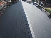 9/8完成です。福岡市東区和白・K様邸 外壁塗装・屋根塗装工事