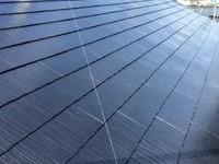 9月21日完成です。筑紫野市筑紫・T様邸 外壁塗装工事・屋根塗装工事