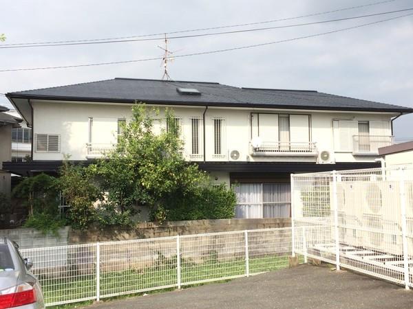 9月24日完成です。筑紫野市二日市南・N様邸 外壁塗装・屋根塗装工事