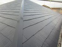 10/20完成です。小郡市津古・K様邸 外壁塗装・屋根塗装工事