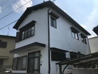 6/27完成です。太宰府市都府楼南・K様邸 外壁塗装工事