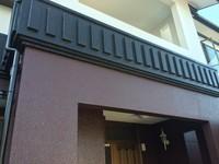 10月20日完成です。筑前町依井・I様邸 外壁塗装工事