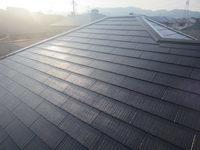 10/28完成です。筑紫野市美しが丘南・T様邸 外壁塗装・屋根塗装工事