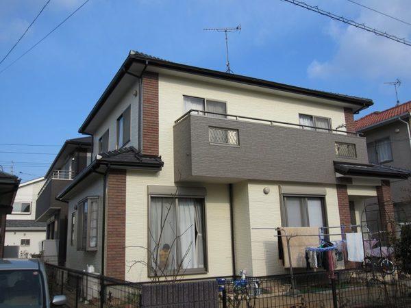 3/8完成です。太宰府市梅が丘・S様邸 外壁塗装工事