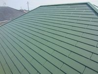 3/23完成です。小郡市美鈴が丘・Y様邸 外壁塗装・屋根塗装工事