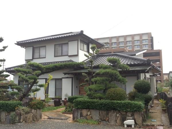 12月5日完成です。筑紫野市俗明院・M様邸 外壁塗装工事