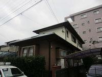 12/5完成です。太宰府市五条・T様邸 外壁塗装工事