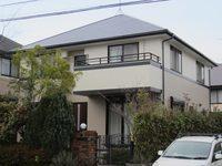 3/8完成です。小郡市美鈴が丘・M様邸 外壁塗装・屋根塗装工事