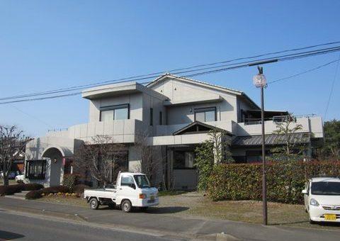 3/10完成です。朝倉市比良松・N様邸 外壁塗装・防水塗装工事