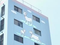 8/4完成です。糟屋郡須恵町・DYNAMIC青柳ビル 外壁塗装・屋根塗装工事