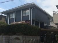1月19日完成です。筑紫野市美しが丘南・M様邸 外壁塗装工事