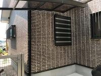 8月10日完成です。東区青葉・I様邸 外壁塗装・屋根塗装工事8月10日完成です。東区青葉・I様邸 外壁塗装・屋根塗装工事