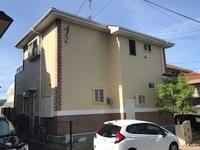 8月10日完成です。大野城市旭ヶ丘・O様邸 外壁塗装・屋根塗装工事