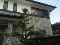 2月2日完成です。大宰府市長浦台・M様邸 外壁塗装工事