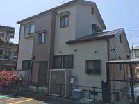4/17完成です。福岡市城南区茶山・K様邸 外壁塗装・屋根塗装工事