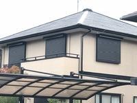 11月8日完成です。小郡市・N様邸 屋根塗装・外壁塗装工事