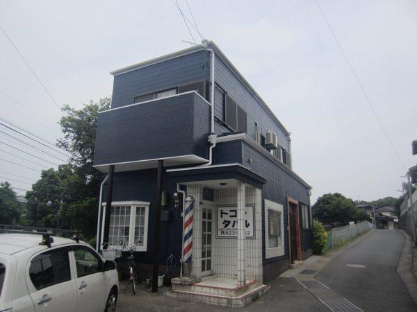 6/21完成です。筑紫野市石崎・T様邸 外壁塗装・屋根塗装工事