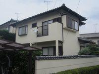 6/21完成です。太宰府市大佐野・N様邸 外壁塗装工事