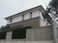 12/23完成です。太宰府市青山・S様邸 外壁塗装・屋根塗装工事