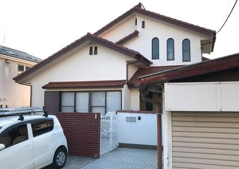 11/18完成です。福岡市東区香住ヶ丘・T様邸 外壁塗装・屋根塗装工事・防水工事