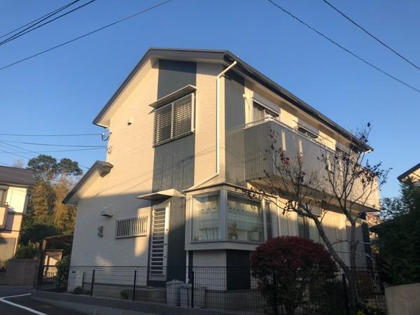 11/16完成です。太宰府市梅が丘・Y様邸 外壁塗装・屋根塗装工事