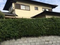 10/25完成です。太宰府市梅香苑・Y様邸 外壁塗装工事
