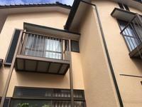 10/3完成です。福岡市東区美和台・H様邸 外壁塗装工事
