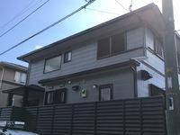 10/1完成です。筑紫野市吉木・T様邸 外壁塗装・屋根塗装工事