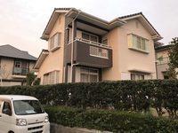 11/1完成です。筑紫野市美しが丘北・Y様邸 外壁塗装・屋根塗装工事