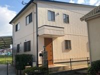10/30完成です。糟屋郡久山町・K様邸 外壁塗装・屋根塗装工事