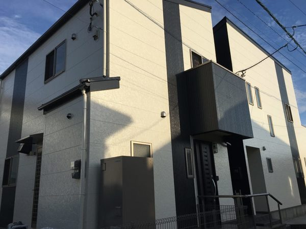 5/28完成です。糟屋郡須恵町・K様邸 外壁塗装・屋根塗装工事