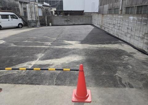 3/5完成です。昭和食品工業様・プレハブ小屋 解体工事