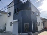 大野城市畑ヶ坂・K様邸 外壁塗装工事 11/26着工です。